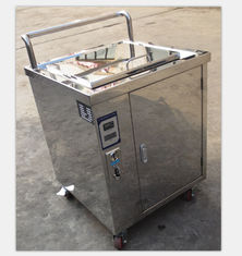 China Fast Making Money 49L Ultrasonic Golf Club Cleaner With Token Operating Function supplier