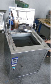 China Single Frequency Wave Digital Commercial Ultrasonic Cleaner For Golf Clubs / Balls supplier