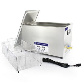 China Air Filter Cleaning 304 Stainless Steel Ultrasonic Cleaner energy no damage supplier