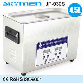 China Digital Heater Benchtop Ultrasonic Cleaner , Household Kitchen Ultrasonic Cleaning Machine supplier