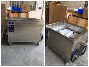 Single tank Ultrasonic Cleaning Machine SUS304/316L with 2mm thickness