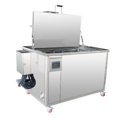 China 9KW Hot Plate Ultrasound Bath Ultrasonic Cleaning Machine For Vehicle Radiators supplier