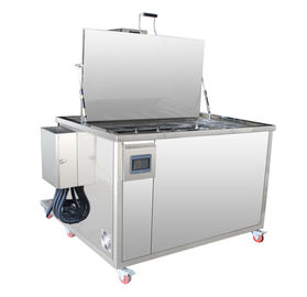 9KW Hot Plate Ultrasound Bath Ultrasonic Cleaning Machine For Vehicle Radiators