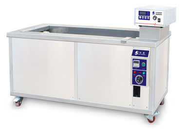 China Industrial Ultrasonic Cleaner for Anilox Roller / Ceramic Roller , 1 Year Warranty supplier