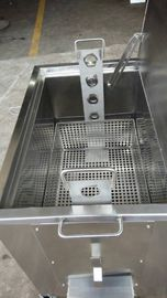 China Stainless Steel Soak Tank / Kitchen Soak Tank For Restaurants , Cafes , Bakeries supplier