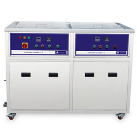 2 tanks Multi Frequency Ultrasonic Cleaner ultrasonic cleaning machine for Turbochargers