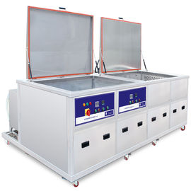 China Industrial Ultrasonic Cleaner For Aircraft Parts supplier