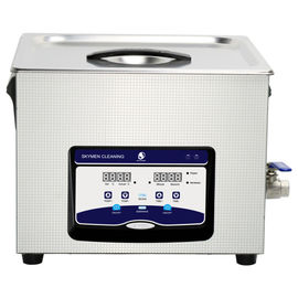 15 Liters Touch Key Benchtop Ultrasonic Cleaner For School Science And Chemistry Glassware