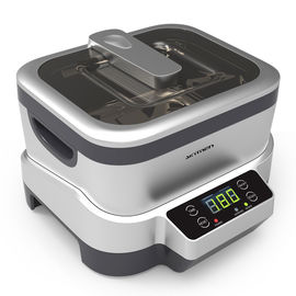 China Lightweight Household Ultrasonic Cleaner 1.2 Liters For Jewelry / Dental supplier