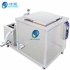 China Automotive Workshops Ultrasonic Cleaning Device , Industrial Ultrasonic Parts Cleaner supplier