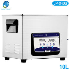 China 10L Stainless Steel Benchtop Ultrasonic Cleaner Lab Equipment / Glassware Cleaning supplier