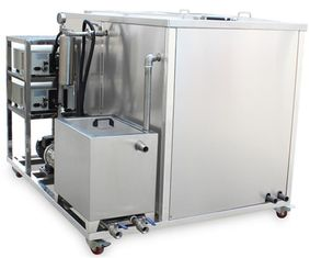 China 7200W Digital Ultrasonic Cleaner 1000L Painting / Vacuum Coating Pretreatment supplier