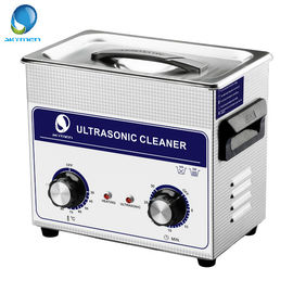 China Ultrasonic Printhead Cleaner , Ultrasound Bath Cleaner SUS304 Knob Control supplier