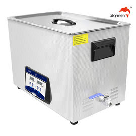 Ultrasonic Cleaning Machine for Electroplate Industry 38~960 Liters with Heating Function