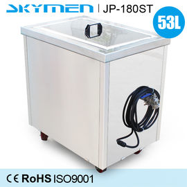 China 50L Ultrasonic Washing Machine , Sonic Cleaning Machine For Chemical Vessels Device supplier