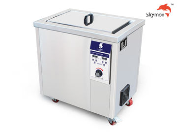 China SUS304 Tank Auto Parts Ultrasonic Cleaning Machine With Digital timer and heating power adjustable supplier