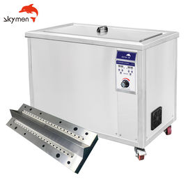 China Meltblown Die Ultrasonic Cleaning Machine 96L Tank 1-99 Minutes Adjustable supplier