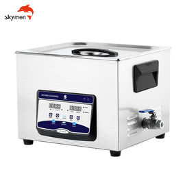 China 40KHz Table Top Ultrasonic Cleaner Digital Heater / Timer For Surgical Instrument supplier
