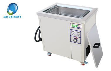 China 38 Liter Large Industrial Ultrasonic Cleaner Stainless Steel JP-120ST supplier