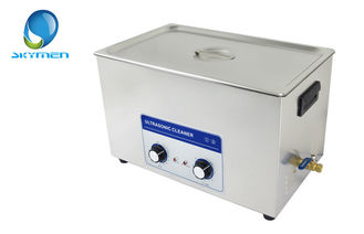China Automatic Ultrasonic Cleaner For Knife Spoon / Chopsticks Dishware supplier