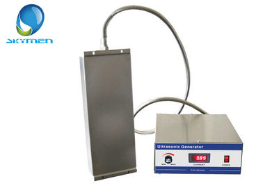 China 25kHz Submersible Ultrasonic Cleaning Transducer JTM-1036 1800W supplier