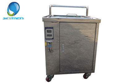 China Golf Club Cleaner Machine Stainless Steel Ultrasonic Cleaner With Counter supplier