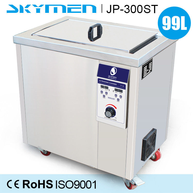 100L Power Adjustable Ultrasonic Cleaning Device For Printer