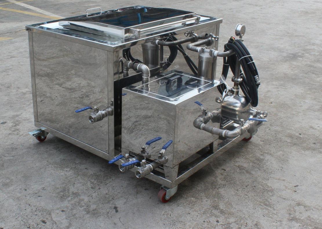 77 Liters Industrial Sonic Carburetor Cleaner Dirt Oils