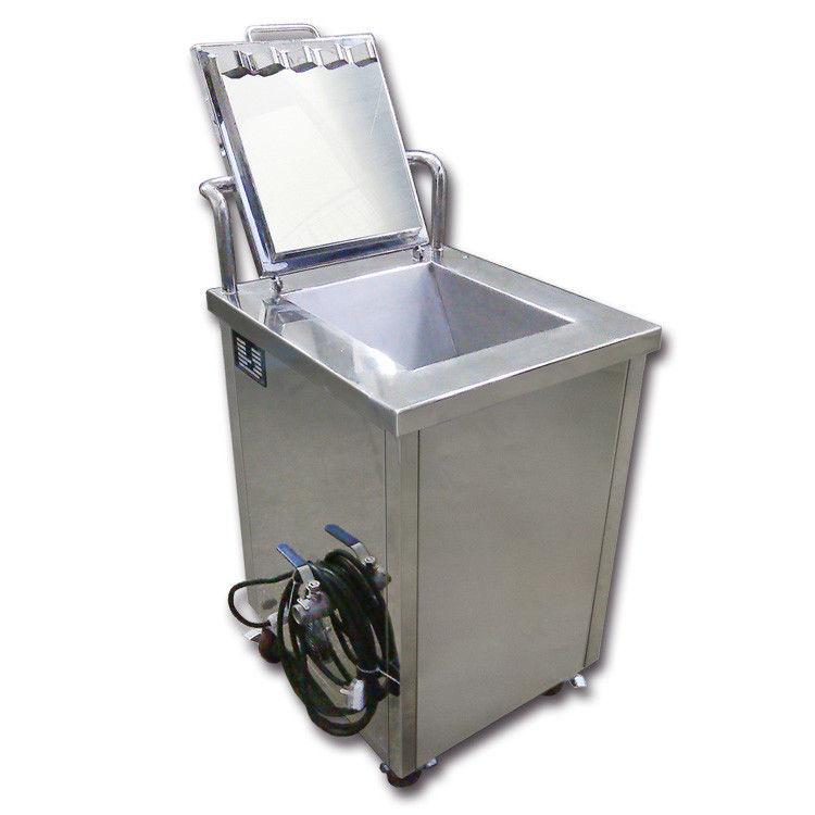 self cleaning machine