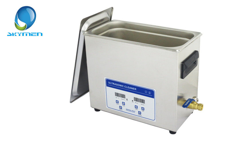 6 5l Skymen Ultrasonic Record Cleaner With Stainless Steel