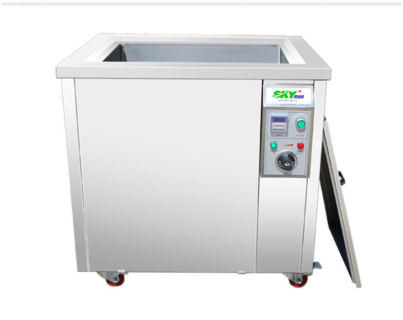 Stainless Steel Ultrasonic Cleaning Bath For Parts And ...