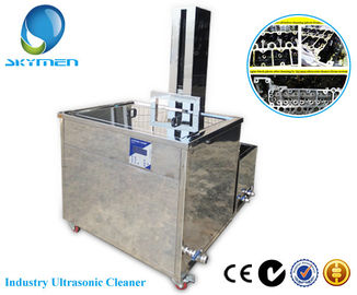 China Motor Oil Industrial Ultrasonic Cleaning Equipment Power Adjustable factory