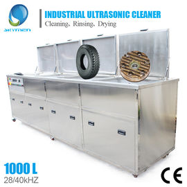 China Clean Car Radiator Industrial Ultrasonic Cleaning Equipment With Big Tank factory