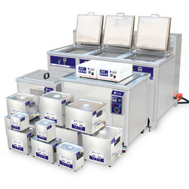 China 360 Liter Dual Frequency Ultrasonic Cleaning Equipment For Auto / Electronic Parts factory