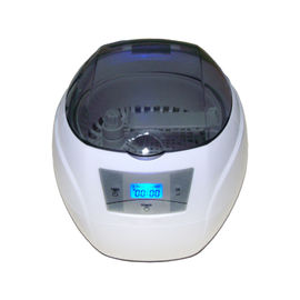 China Portable 750ml Mini Household Ultrasonic Cleaner For Watch Glass Application factory