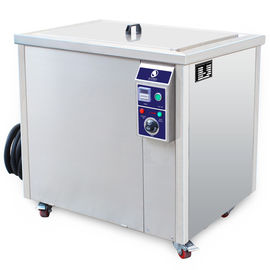 China CE Ultrasonic Bath Cleaner , Portable Heater Timer Digital Control Industrial Sonic Cleaner factory