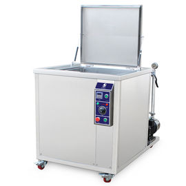 China Timer Heater Engine Parts Industrial Ultrasonic Cleaner , Fuel Pump Ultrasonic Cleaning Machine distributor