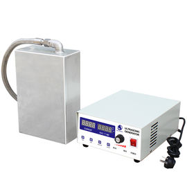 China Custom 28khz Submersible Transducer Ultrasonic Cleaner For Car Parts distributor