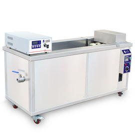 China Ultrasonic Cleaning Device Anilox Roller Cleaning Equipment For Various Roller distributor
