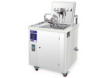 China Coin Operated Ultrasonic Golf Club Cleaner , Stainless Steel Ultrasonic Cleaner distributor
