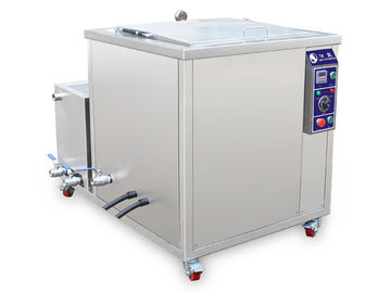 China Durable 14 Gal  Industrial Ultrasonic Cleaning Machine With Oil Skimmer factory