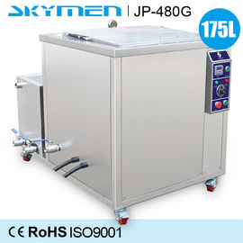 China 40 Gal Stainless Steel SUS316 Ultrasonic Cleaning Machine DPF Filter Cleaning Machine factory