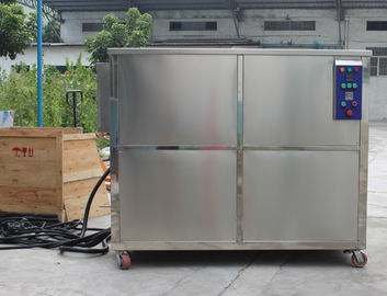 China SUS304 / 316L Large Capacity Ultrasonic Cleaner For Industrial Auto Parts distributor
