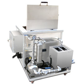 China Adjustable Power Ultrasonic Cleaning System Separate Generator Control factory