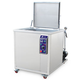 China Multi Tank Ultrasonic Cleaning Machine For Vehicle Radiators And Accessry factory