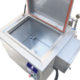 China Metal Fine Removal 28khz / 40khz Frequency Ultrasonic Cleaning Device For Mold with filtration remove oil factory
