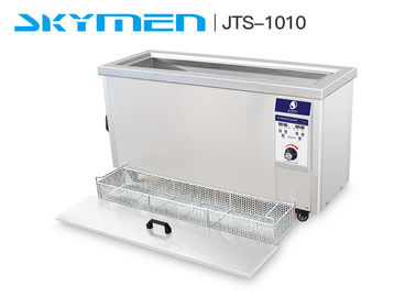 China Digital Timer Heater Ultrasonic Gun Cleaner , Multi Tank Gun Cleaning Machine distributor