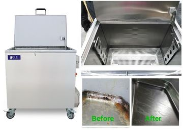 China Custom Sizes Kitchen Soak Tank Aluminum Baking Pans , Hood Filters , Baking Racks distributor