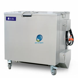 China 168 Liters Portable Ultrasonic Cleaner Kitchens Bakeries Shops Oil Carbon Degrease Clean Tank distributor