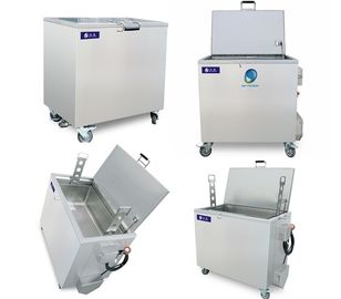 China Food Standard 316 SS Commercial Kitchen Soak Tank , Thermostatically Controlled distributor